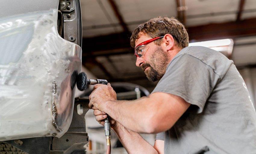 Major and Minor Auto Collision Repair Services
