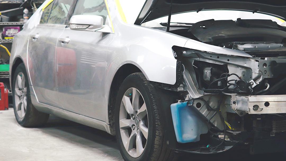 Complete Auto Collision Repair