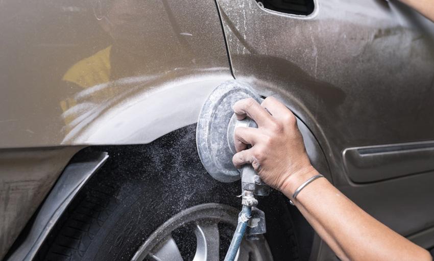 Fiberglass Car Repair