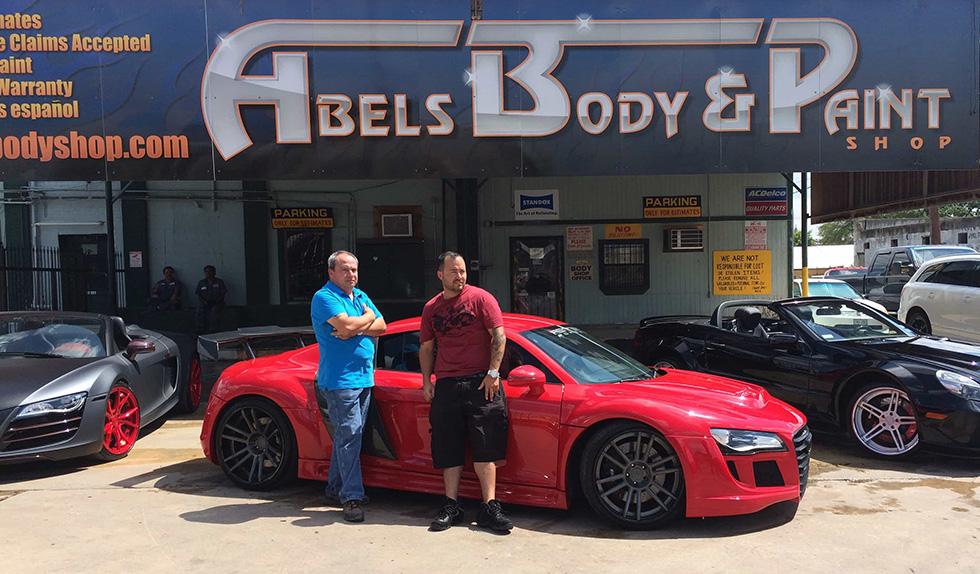 Abels Body Shop Legacy
